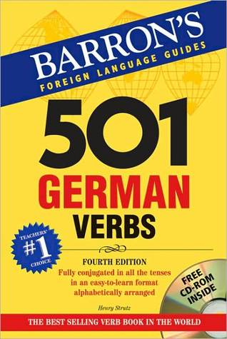 501 German Verbs, 4th Edition