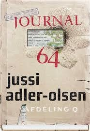 Journal 64 by Jussi Adler-Olsen