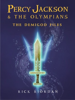 The Demigod Files by Rick Riordan