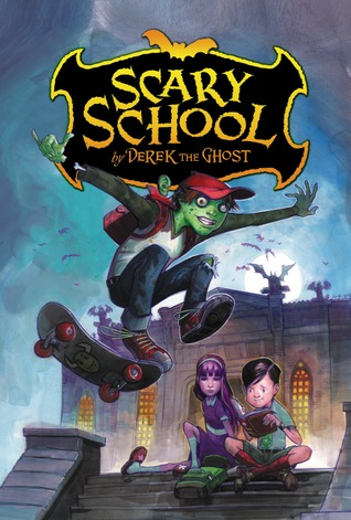 Scary School by Derek The Ghost