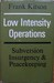 Low Intensity Operations: Subversion Insurgency & Peacekeeping