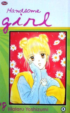 Handsome Girl Vol. 8 by Wataru Yoshizumi