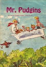 Mr. Pudgins by Ruth Christoffer Carlsen