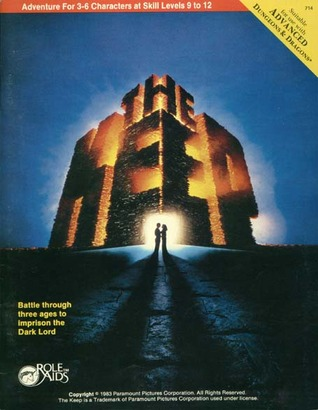 The Keep (Role Aids / Advanced Dungeons and Dragons #714)