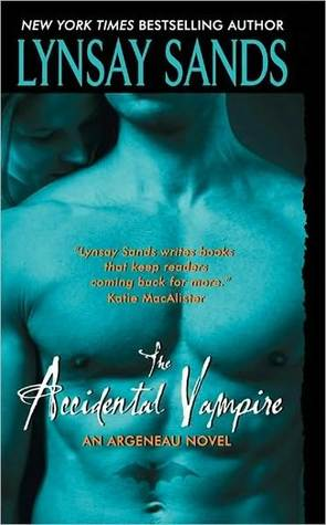 The Accidental Vampire (Argeneau, #7)