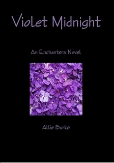 Violet Midnight by Allie Burke