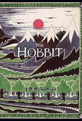 The Hobbit by J.R.R. Tolkien