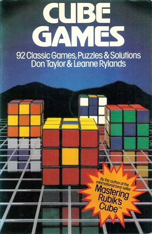 Cube Games by Don Taylor