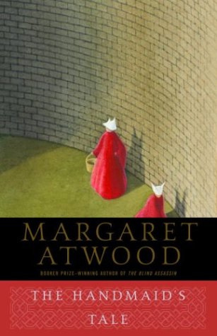 A Handmaid's Tale book cover