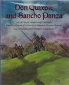 Don Quixote and Sancho Panza by Miguel de Cervantes Saavedra