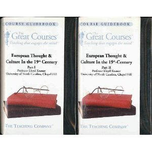 European Thought & Culture in the 19th Century