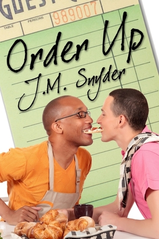 Order Up by J.M. Snyder