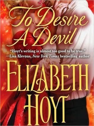 To Desire a Devil by Elizabeth Hoyt