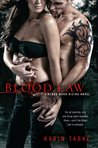 Blood Law (Blood Moon Rising Trilogy, #1)