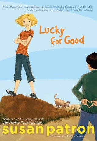 Lucky for Good (The Hard Pan Trilogy, #3)