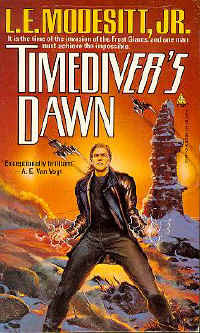Timediver's Dawn (Timegod's World, #2)