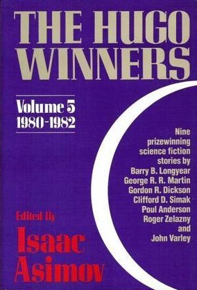 The Hugo Winners, Volume 5: 1980 - 1982
