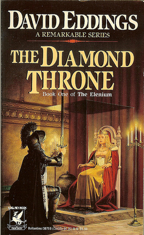The Diamond Throne by David Eddings
