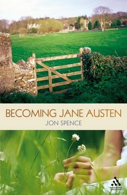 Becoming Jane Austen by Jon Spence