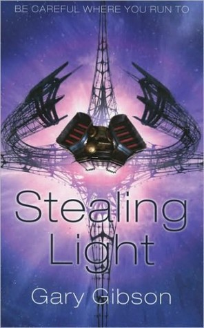Stealing Light by Gary Gibson