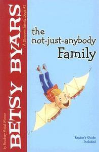 The Not-Just-Anybody Family (Blossom Family, #1)