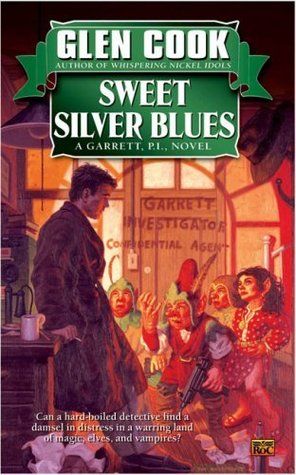 Sweet Silver Blues (Garrett P.I., #1)