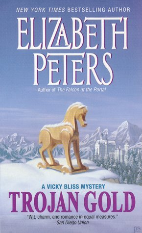Trojan Gold by Elizabeth Peters