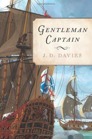 Gentleman Captain by J.D. Davies