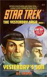Yesterday's Son (Star Trek: The Yesterday Saga, #1)