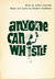 Anyone Can Whistle: A Musical Fable