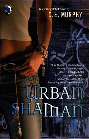 Urban Shaman  (Walker Papers, #1)