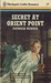 Secret At Orient Point (Harlequin Gothic Romance)