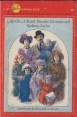 All-of-a-Kind Family Downtown by Sydney Taylor