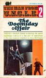 The Doomsday Affair (Man From U.N.C.L.E., #2)