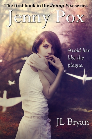 Book Cover: Jenny Pox by J.L. Bryan