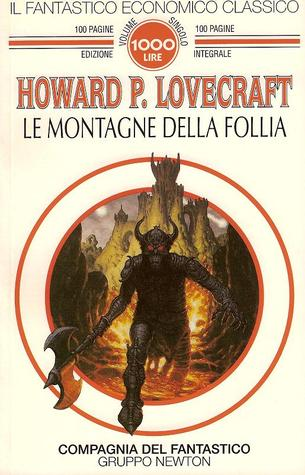 Le montagne della follia by H.P. Lovecraft