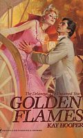 Golden Flames (The Delaneys, #8) by Kay Hooper