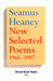 New Selected Poems: 1966-1987