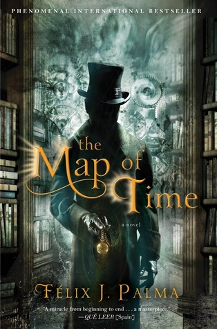 Cover for The Map of Time