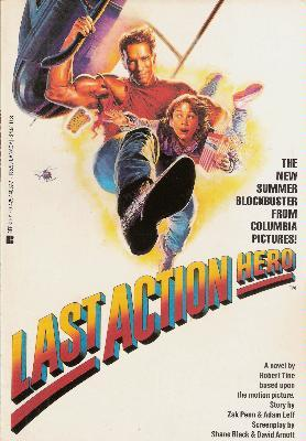 Last Action Hero by Robert Tine