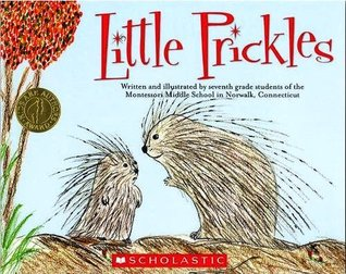 Little Pricklies by Kate Nelson