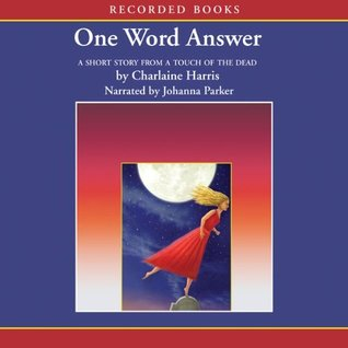 One Word Answer Sookie Stockhause epub download and pdf download