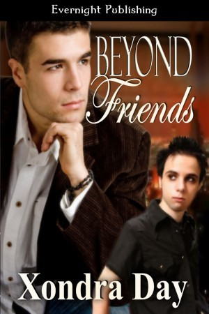 Beyond Friends by Xondra Day