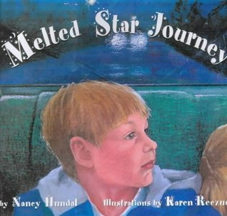 Melted Star Journey by Nancy Hundal