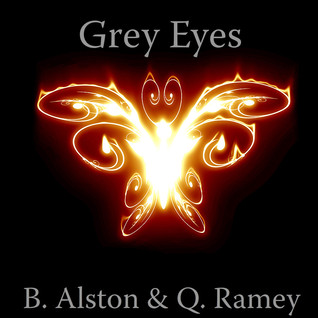 Grey Eyes by B. Alston