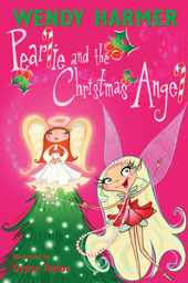 Pearlie And The Christmas Angel by Wendy Harmer