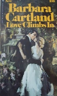 Love Climbs In by Barbara Cartland
