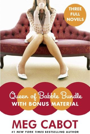 Queen of Babble Bundle by Meg Cabot