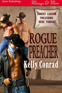 Rogue Preacher by Kelly Conrad