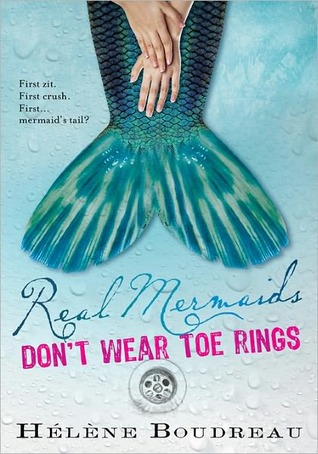 Real Mermaids Don't Wear Toe Rings